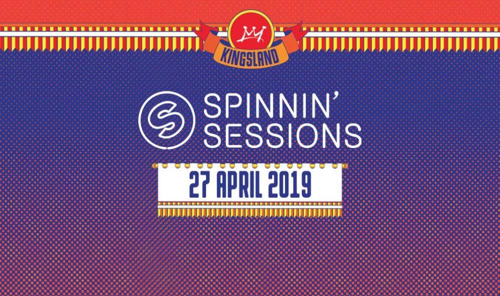 Spinnin' Sessions   Kingsland 2019
